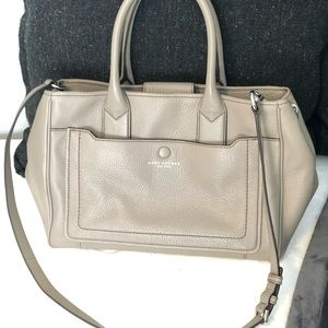 Marc Jacobs pebble leather purse handle bag